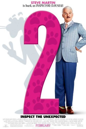 Pink Panther 2 POSTER Movie