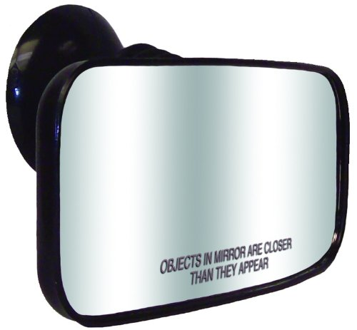 CIPA 11050 Suction Cup Marine Mirror (View Mirror Ski)