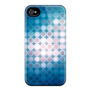 For Jeffrehing Iphone Protective Case, High Quality For Iphone 4/4s Sparkling Design Skin Case Cover