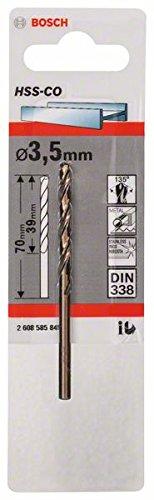 Bosch Pro Metallbohrer HSS-Cobalt (Ø 3, 5 mm) 2608585845