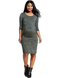 b60f6d0958 Women s Maternity 3 4 Sleeve T-Shirt Dress. Liz Lange