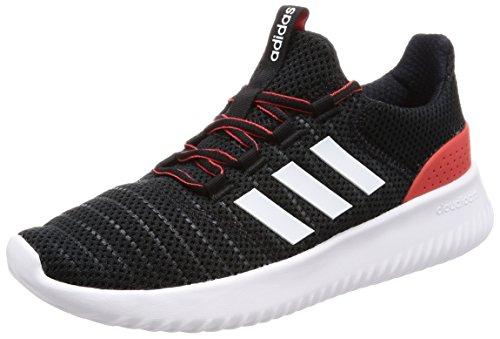 Adidas Herren Cloudfoam Ultieme Gymnastikschuhe Schwarz (core Zwart / Ftwr Wit / Kern Rood S17 Kern Zwart / Ftwr Wit / Kern Red S17)