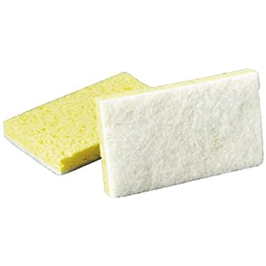 Scotch Brite 63 Light Duty Scrub Sponge 6 3 32 Quot Length X