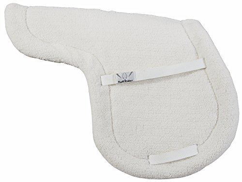 TuffRider Fleece Contoured Saddle Pad (Tuffrider Pony)