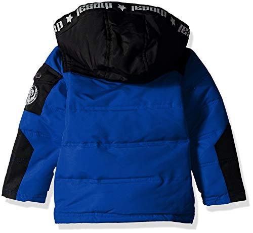 64817489151a Diesel Boys  Bubble Jacket Sherpa Lined Hood  B079K7PTTH  -  53.00