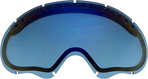 Replacement Lenses For Oakley A Frame Snow Goggle Light Blue Mirror
