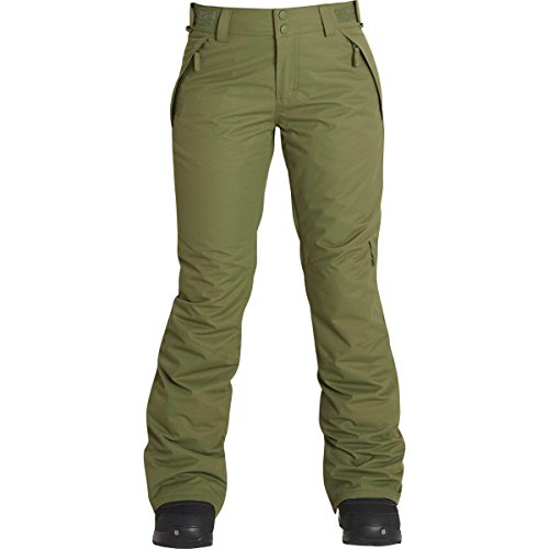 Billabong Snow Pants (Billabong Women's Malla Snow Pant, Canteen, S)