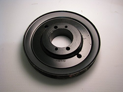NEW ROTARY 11208 SCAG PUMP SHAFT PULLEY REPLACES 482649 1-5/8