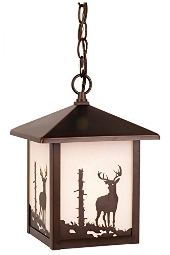 Deer Pendant Light in US - 1