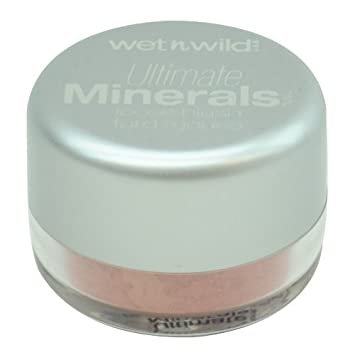 Amazon.com : Wet and Wild Ultimate Minerals Blush Pinched Pink (Pack of 2) : Beauty