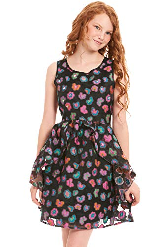 Hannah Banana, Big Girls Tween Embellished Party Dress, 7-16 (12, -