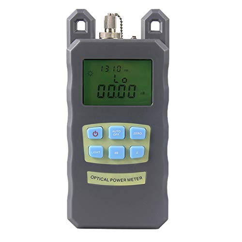 SM SunniMix 1Set -70dBm~+10dBm 850~1625nm Optical Power Meter Tester FC SC Handheld Optical Power Meter + 20mW Visual Fault Locator Pen by SM SunniMix (Image #8)