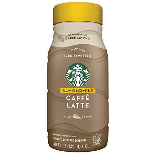 Starbucks Almondmilk Caffe Latte 40 Fl Oz