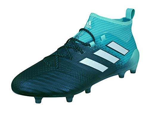 adidas Ace 17.1 FG Mens Firm Ground Soccer Boots/Cleats-Blue-11.5