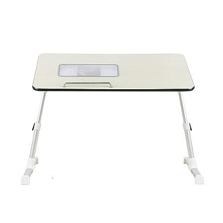 DS-mesa de ordenador Mesa de Cama - Cama portátil Mesa de Oficina ...