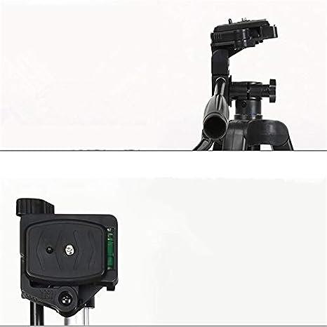 Color : Gold JINGZ Portable Phone Live Selfie 3366 Tripod Stand DV SLR Camera Self-Timer Full Light Bracket Durable