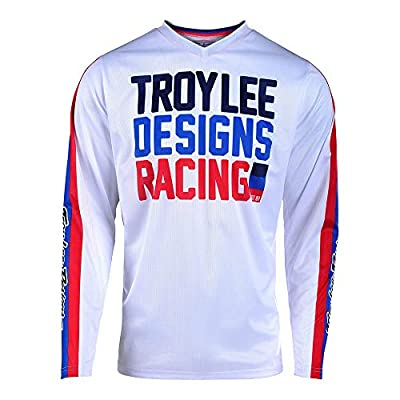 Troy Lee Designs GP Premix Youth Off-Road Motorcycle Jersey: Automotive