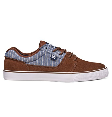 Baskets Brown Se Basses DC Blue Marron Homme Shoes Tonik wHqxxzTt