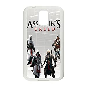Samsung Galaxy S5 Phone Case Assassin's Creed Nq12505