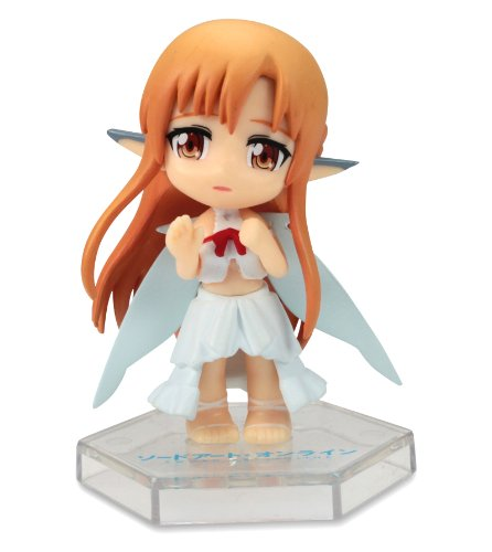 Sega Official Sega Sword Art Online (S.A.O) Asuna Chibi Mini Figure, 2.5