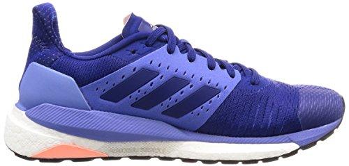 Laufschuh marine bleu adidas violet de Glide marine Zapatillas bleu Mujer Running Solar para St W F1gqd1C
