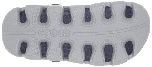 Crocs Sport Duet Bleu Clog Light Adulte Navy Mixte Sabots Grey wga6wBq