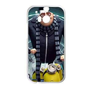 HTC One M8 Cell Phone Case White Despicable Me 1 Qxqld