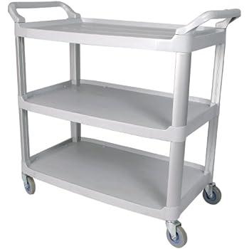 Amazon.Com: Trinity 3-Tier Utility Cart: Home & Kitchen