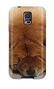 New Chow Chow Dog Tpu Case Cover, Anti-scratch Phone Case For Galaxy S5 2051479K41209432