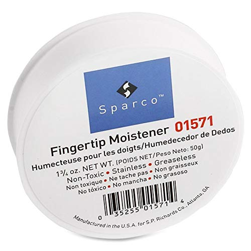 Sparco Fingertip Moistener (SPR10109) ()