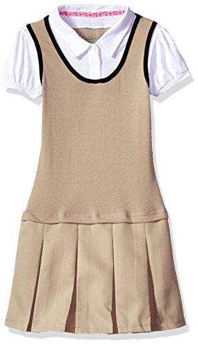 Pleated Jumper Dress - 6