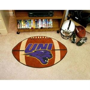 Northern Iowa Baseball Rug - Fanmats University of Northern Iowa Football Rug - 508