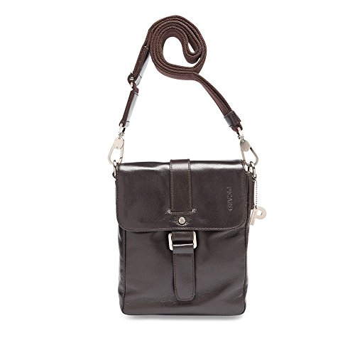 Picard Buddy Borsa a tracolla I pelle 18 cm brown_dark brown, braun
