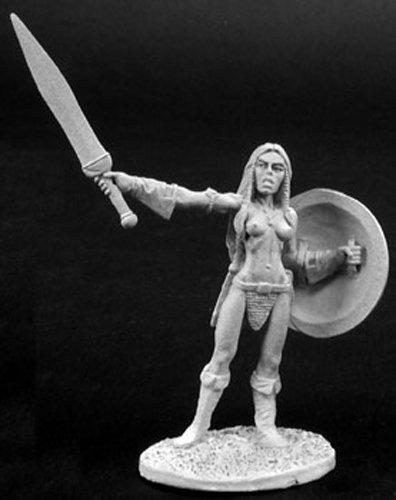 Reaper Tana, Female Barbarian