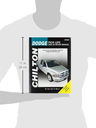 2008 dodge ram 1500 big horn owners manual