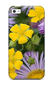 Iphone 5c Cover Case - Eco-friendly Packaging(flower)