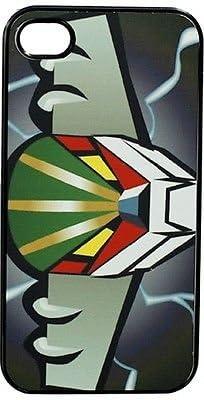Cover Iphone 6 cartoons 80 Jeeg Robot d'acciaio custodia rigida ...