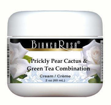 (Prickly Pear Cactus and Green Tea Combination Cream (2 oz, ZIN: 513388) - 2 Pack )