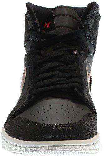 Schwarz Schwarz Red Oldschool Vintage Damen Bronze Air Nike Freizeit dunkelgrau Basketballschuh Mtlc Jordan weiß C6qH0wTx8w