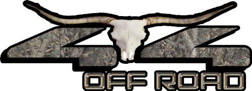 Skull Horn Camo (4X4 Longhorn- Oak Ambush Camo)