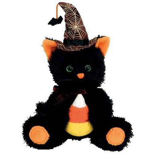 Ty Beanie Babies Frightful - Black Cat