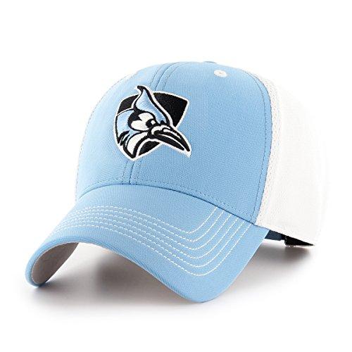 NCAA Johns Hopkins Blue Jays Sling OTS All-Star Adjustable Hat, Columbia, One Size