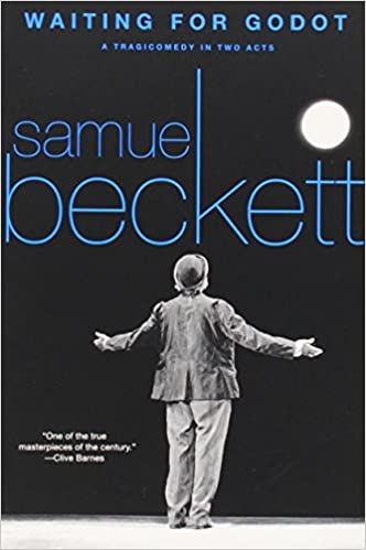 com waiting for godot a tragicomedy in two acts  com waiting for godot a tragicomedy in two acts 9780802144423 samuel beckett books