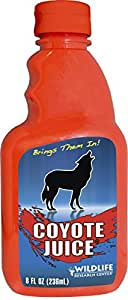 Wildlife Research 526 Coyote Juice Calling Scent (8-Fluid Ounce)