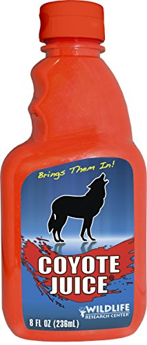 Coyote Call - Wildlife Research 526 Coyote Juice Calling Scent (8-Fluid Ounce)