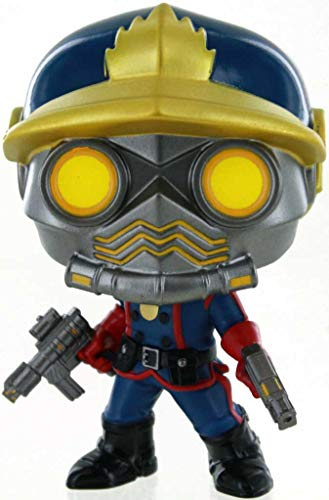Funko Guardians of The Galaxy Star-Lord Vinyl Figure 395 Pop! Standard