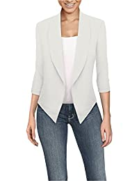 HyBrid Womens Casual Work Office Open Front Cardigan...
