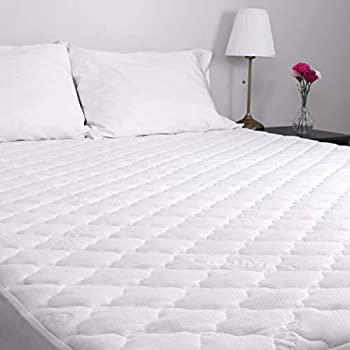 Amazon Com Arkwright Coolmax Quilted Mattress Pad