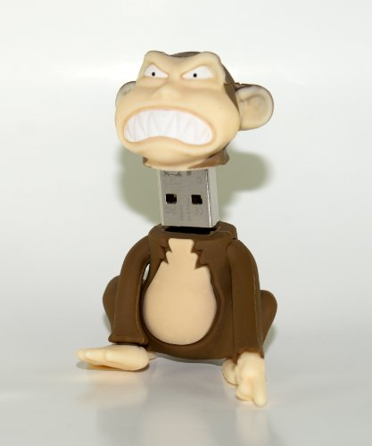 Family Guy Evil Monkey 16GB USB Flash Drive FG-MONKEY/16GB