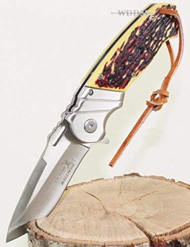 Buy deer handle knife short